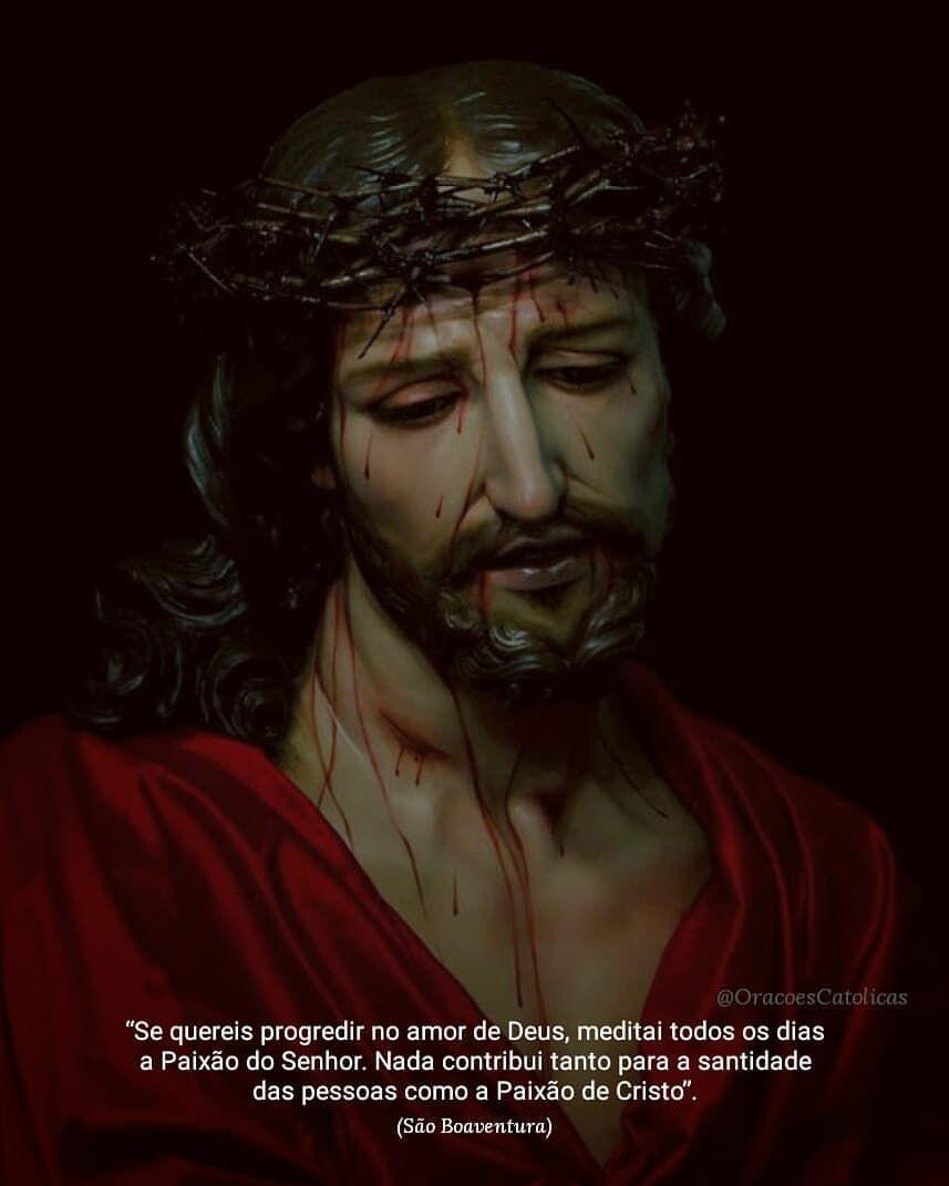 Pin De Leidiane Rodrigues Em Santos Em 2020 Paixao De Jesus