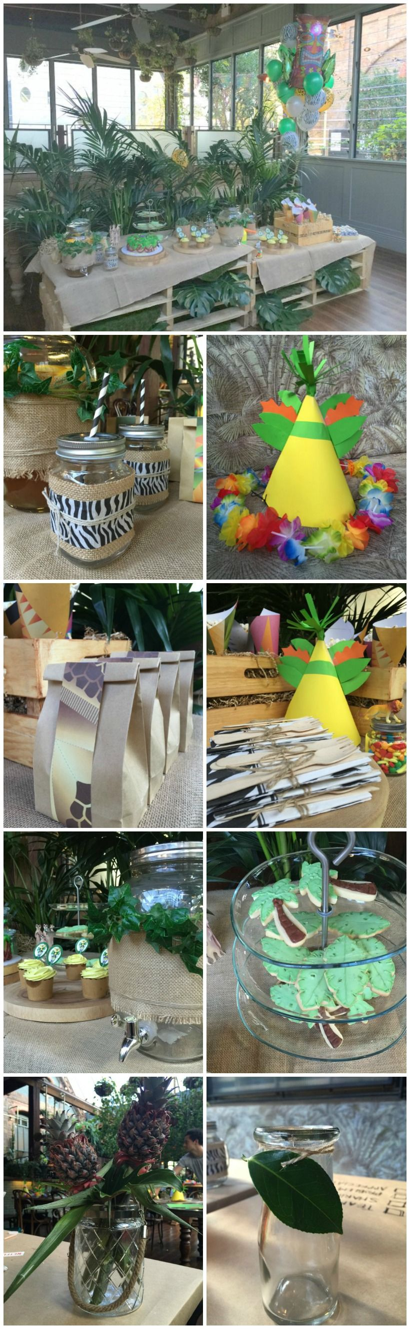 Madagascar King Julien Themed Birthday Party