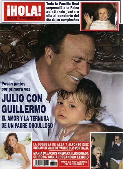 julio iglesias and miranda - Google Search | Julio ...