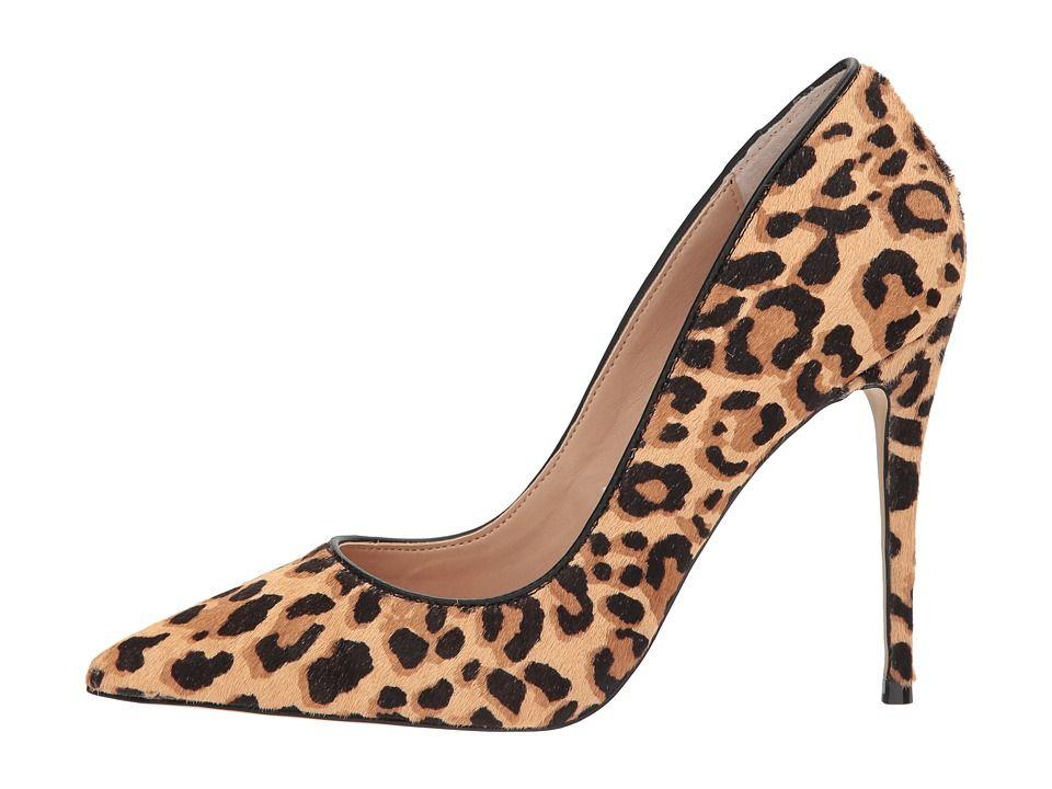 90045ac645a Steve Madden Daisie-L Pump High Heels Leopard in 2019