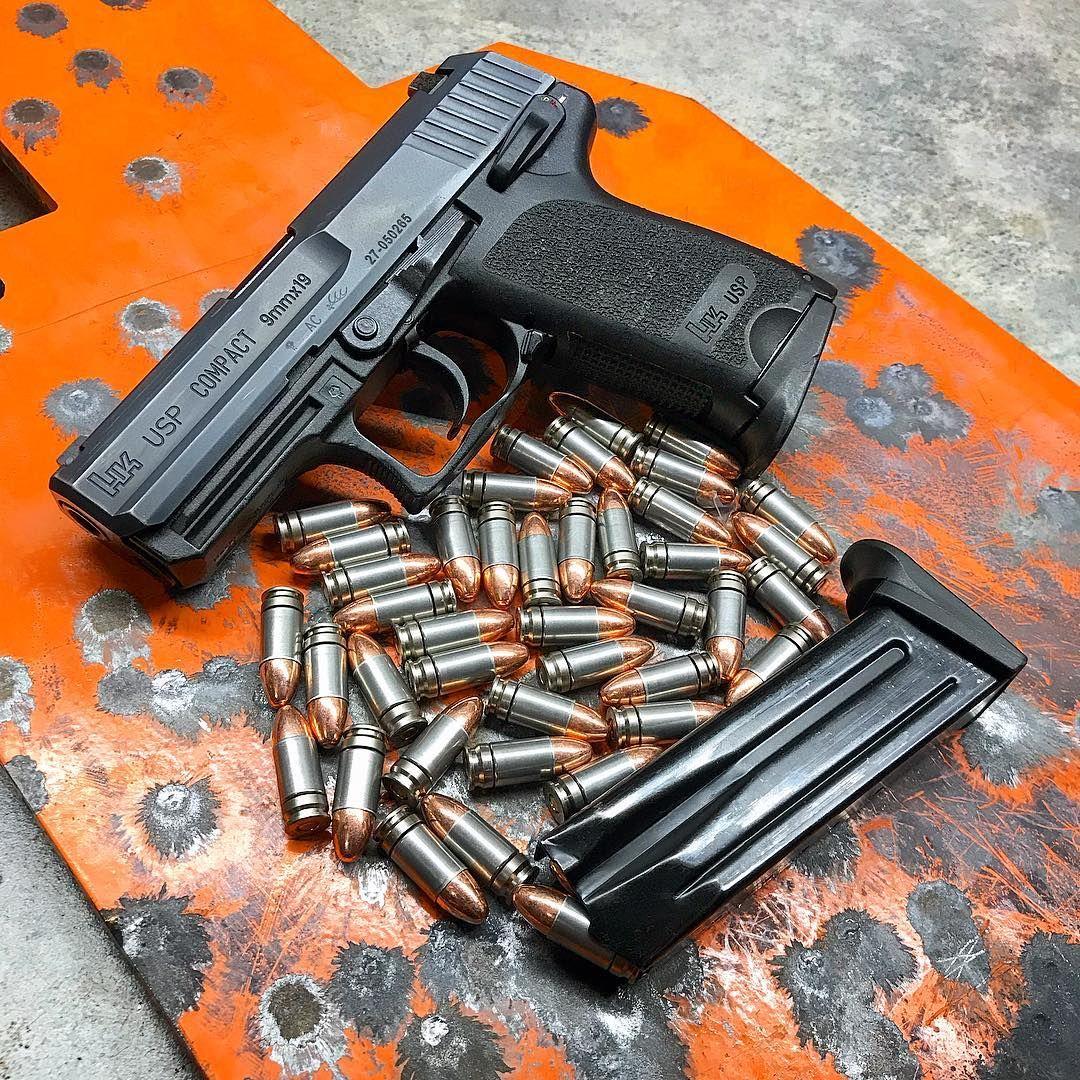 HK USP Compact | Guns | Guns, Hand guns, 9mm pistol