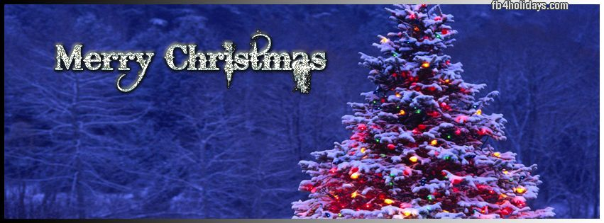 home for the holidays christmas tree facebook timeline cover for ...