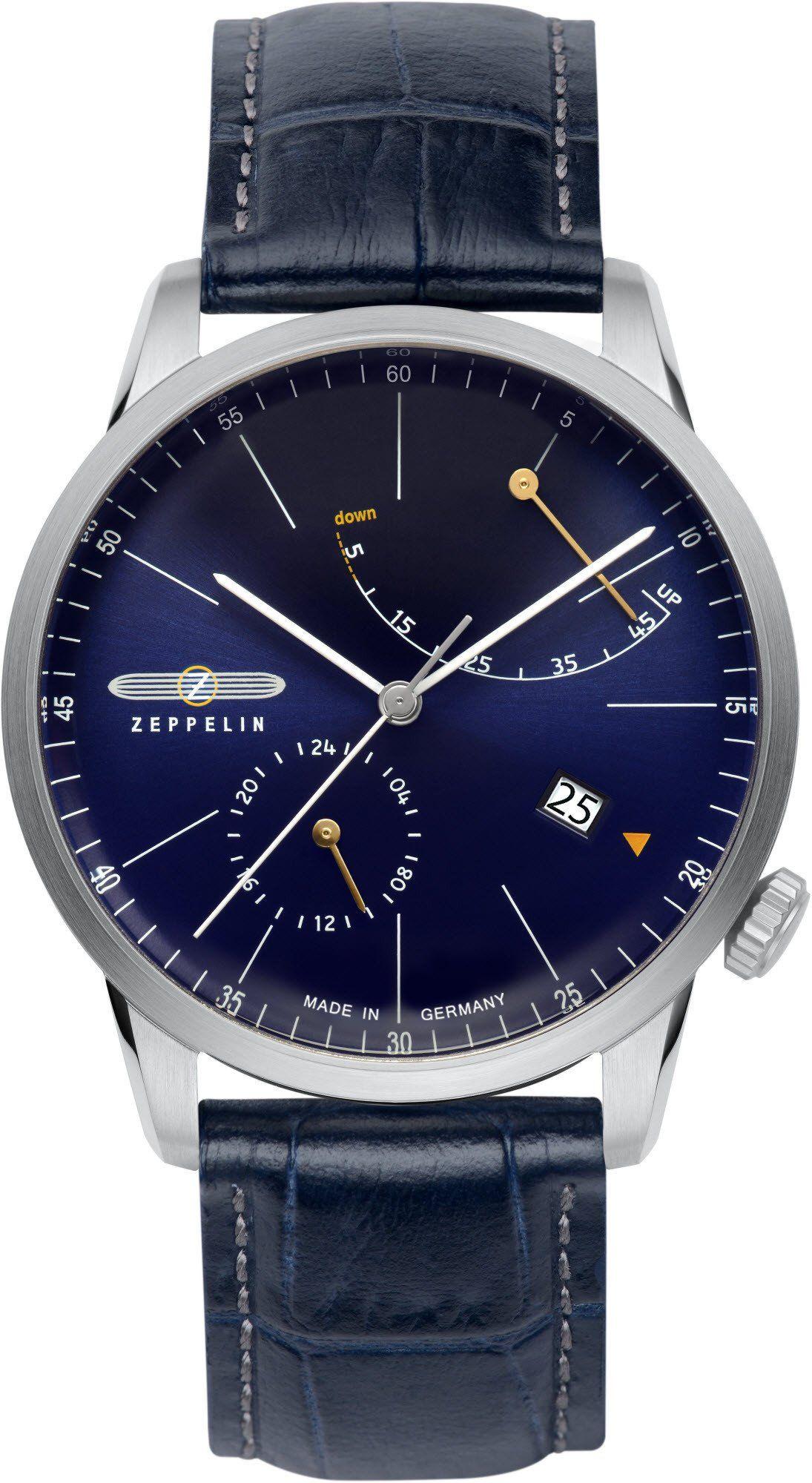 Zeppelin Watch Flatline Zeppelin watch, Watches for men