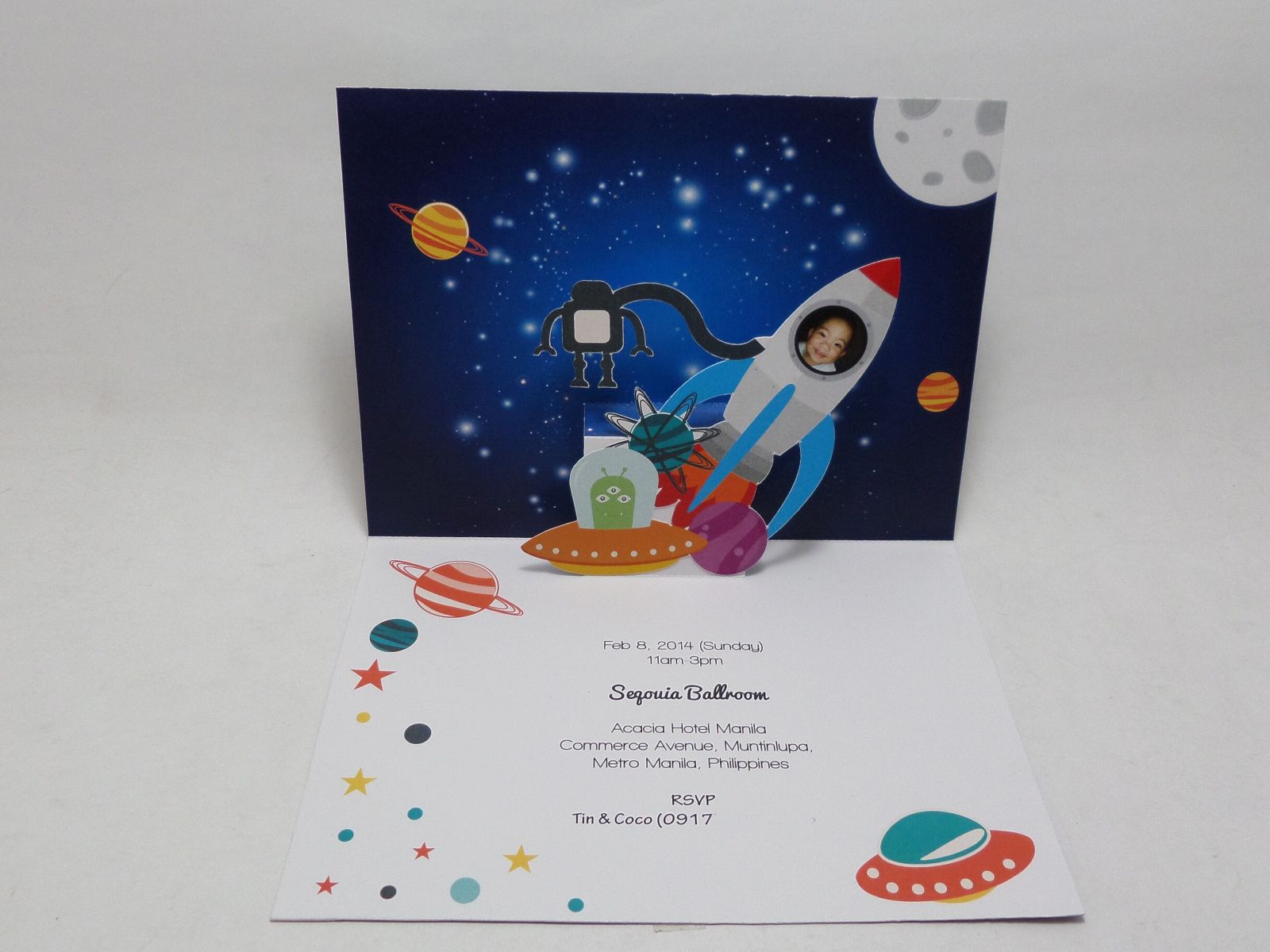 9 best Pop Up Birthday Invitation Cards images on Pinterest | Card ...