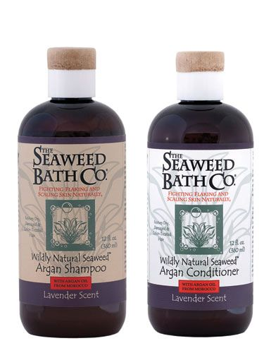 The Seaweed Bath Co Argan Shampoo And Conditioner Psoriasis And Eczema Suffers Can Now Skip The Pricey Sal Argan Shampoo Good Shampoo And Conditioner Shampoo