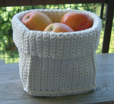 Knitting Spiro: Crochet Stash Basket | Körbe häkeln | Pinterest ...