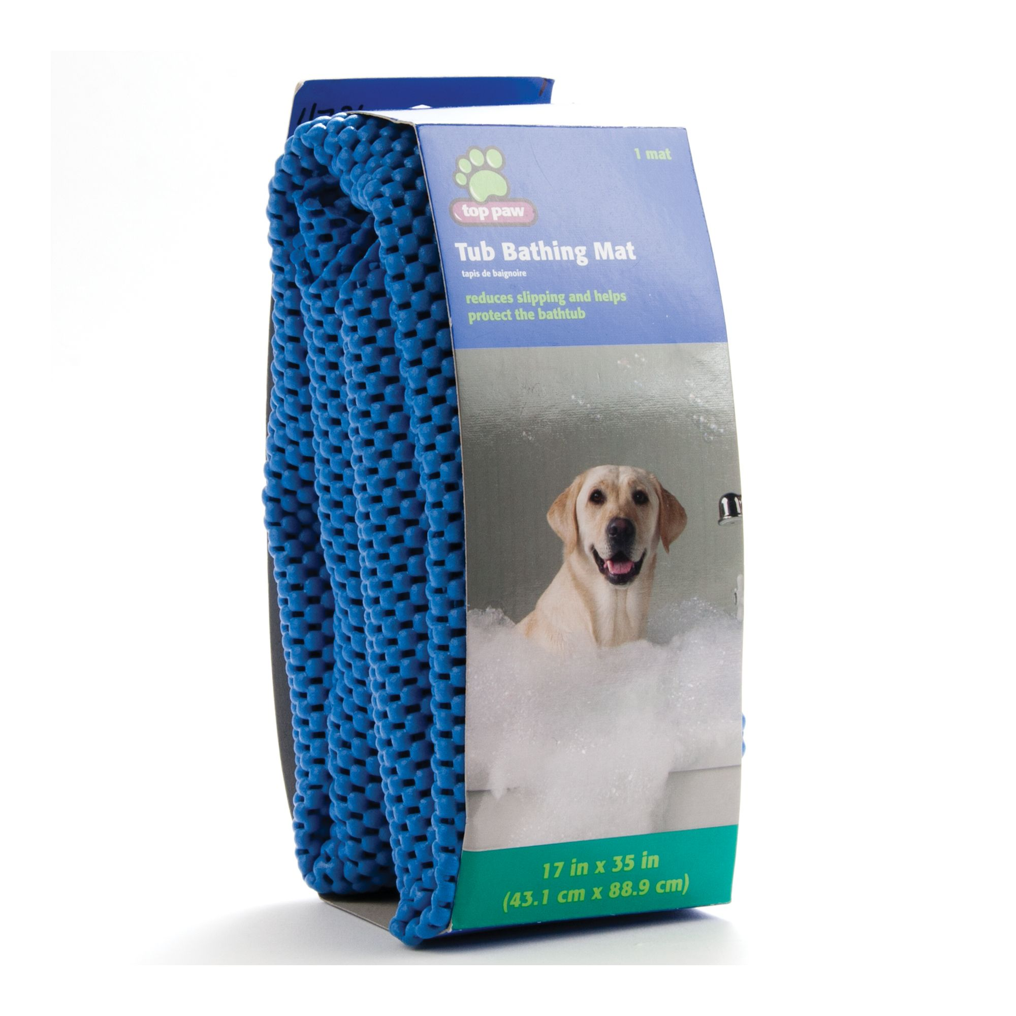 Top Paw Tub Bathing Mat Dog Grooming Dog Grooming Business