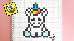 Résultat De Recherche D Images Pour Pixel Art Licorne
