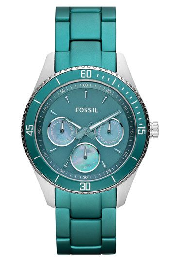 Fossil 'Stella' Multifunction Watch available at #Nordstrom