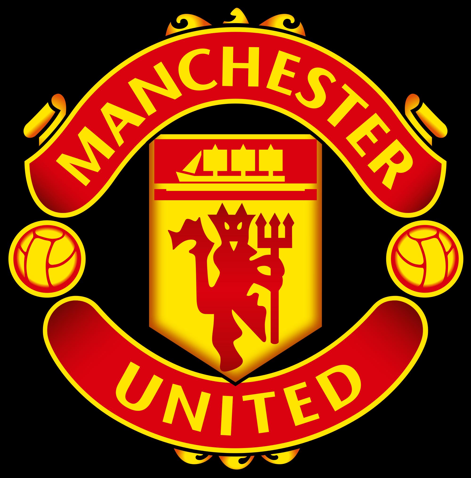 Premier Liague By Soccer Land Manchester United Logo Manchester United Badge Manchester United