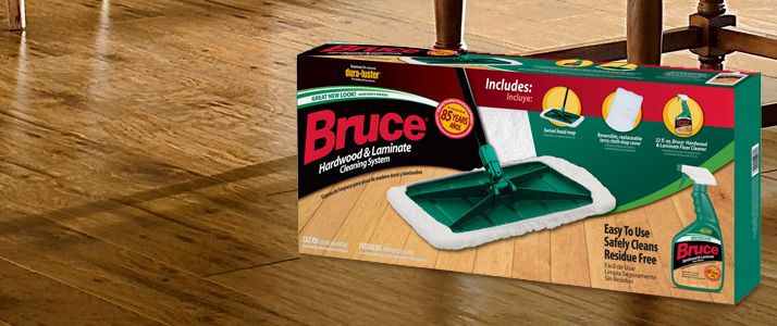Bruce Laminate Floor Cleaner How To