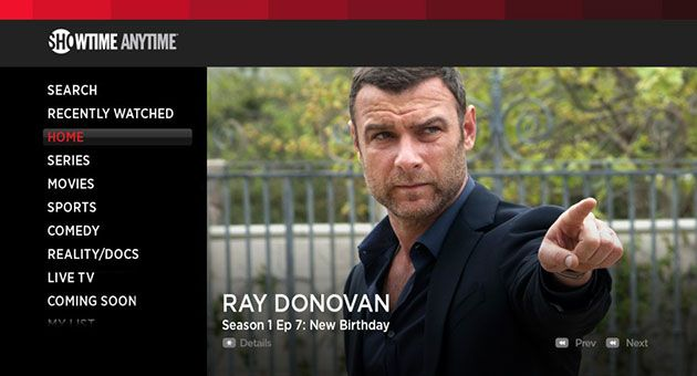Pin by on Ray donovan, Series movies