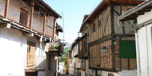 El Barrio Judío en Hervás, Cáceres