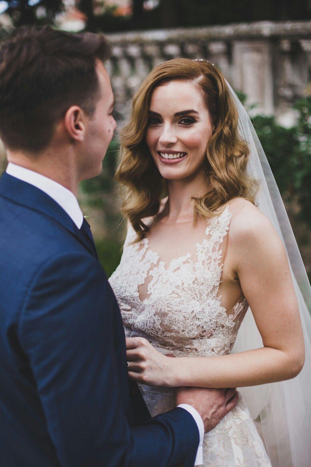 """Bridal Perfection"" Photo: Jesus Caballero Wedding planner: Something Borrowed Hairstylist: Dorota Santos Hairstylist Makeup: Jordana Carraça Stylist and Makeup Artist"
