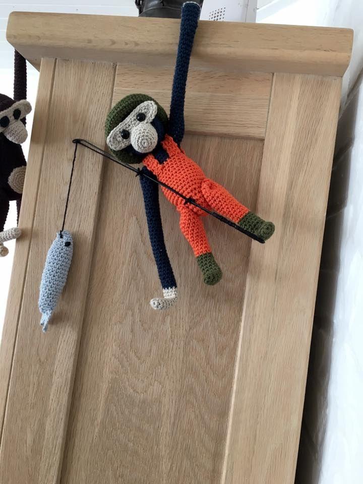 Pin Af Mona Slieker Pa Crochet From Danish Design Haekling Haeklemonstre Haekleopskrifter