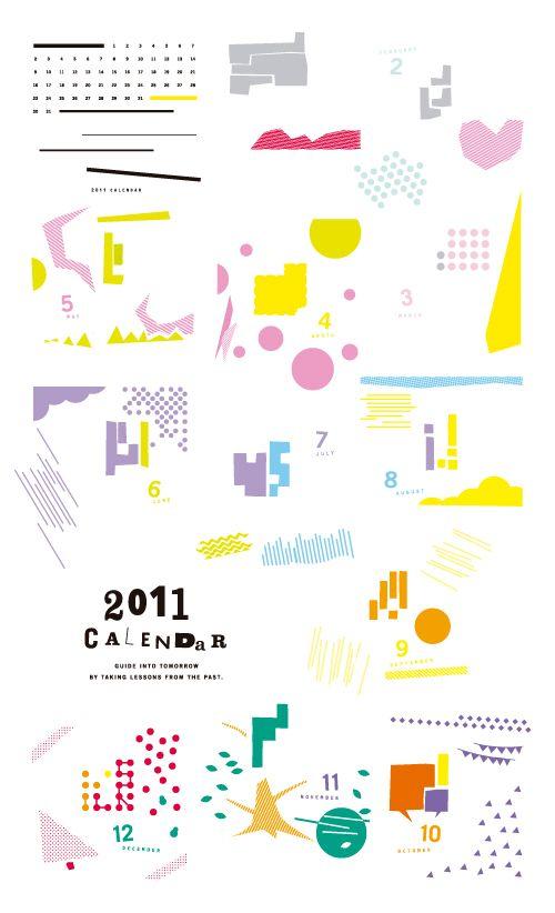 Exhibition Jagda Calendar Salone 2011