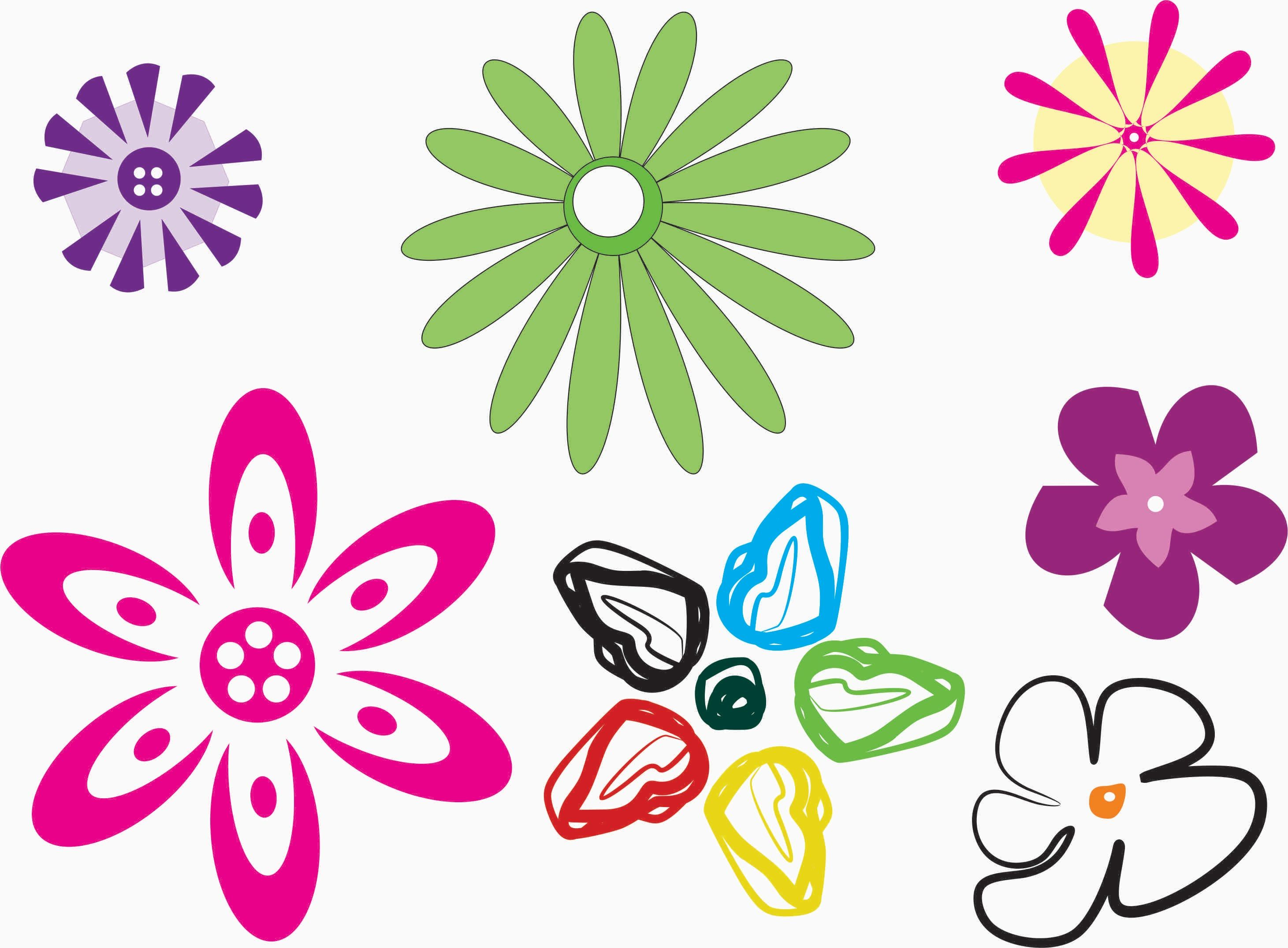 hight resolution of tutorial corel draw como hacer flores basico c a r t
