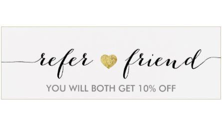 Referral card elegant minimal gold heart white slim refer a friend referral card elegant minimal gold heart white slim refer a friend business cards direct link httpszazzlezy57qurf238835258815790439tc colourmoves