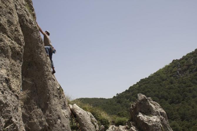 Cualidades deportivas de un escalador - #escalada #Simond #Decathlon