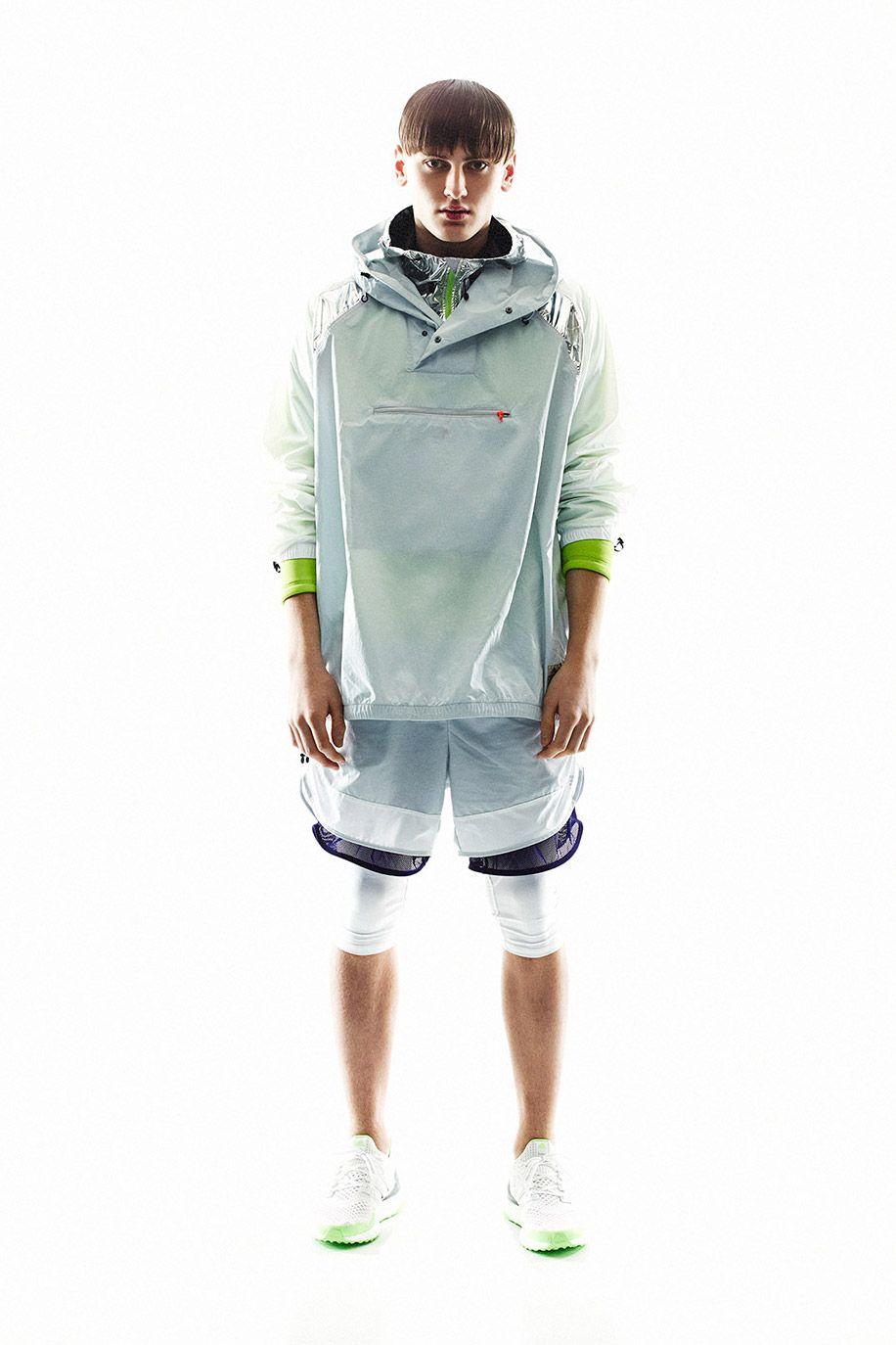 adidas & kolor Showcase High Tech FallWinter 2015 Lookbook