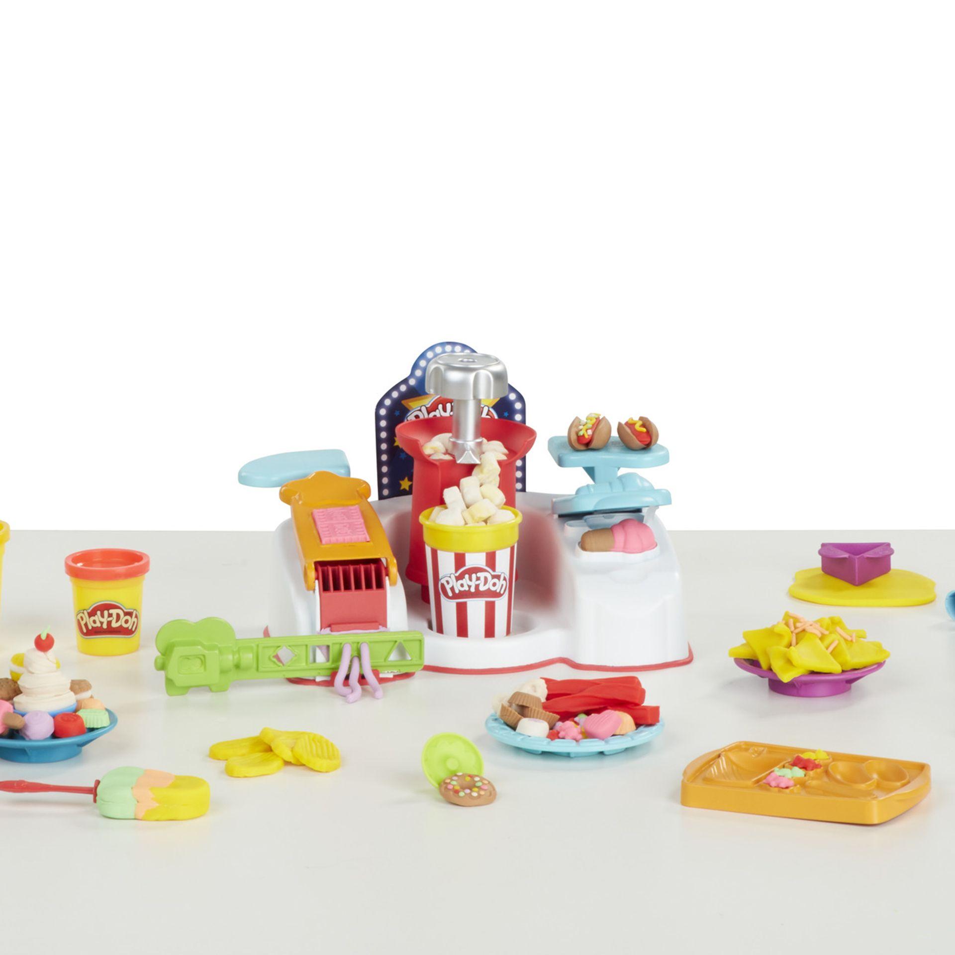 Play Doh Kitchen Creations Movie Snacks Set Target Play Doh Kitchen Creation Movie Movie Snacks