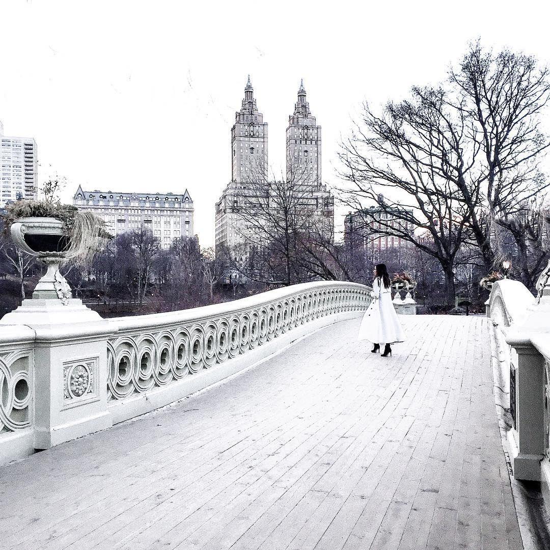 A winter stroll ❄️