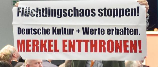 """""""Merkel entthronen"""": CDU-Basis in Sachsen rebelliert gegen die Kanzlerin"""