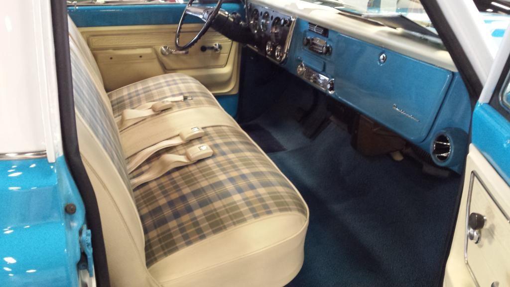 1972 chevrolet c 10 highlander the highlander was a low production custom deluxe model that. Black Bedroom Furniture Sets. Home Design Ideas