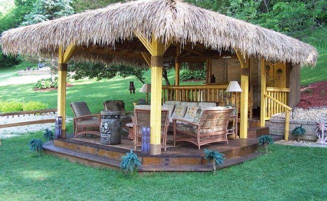Tiki Hut Photos Of Summer