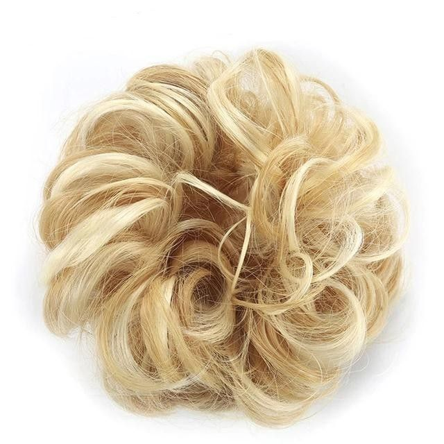 Messy Bun Page 1 | Chouchou cheveux, Cheveux chignon, Faux cheveux
