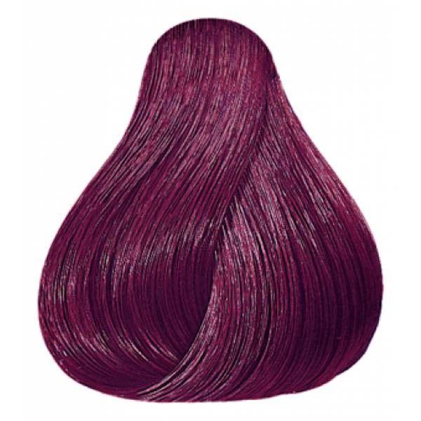 Violette haare braun färben