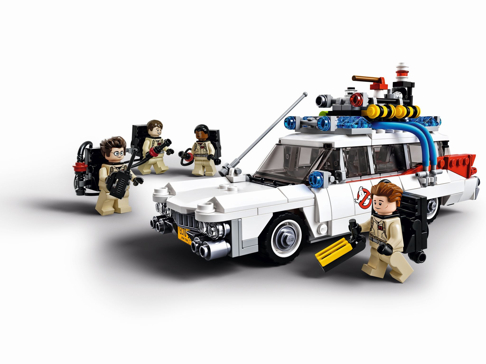Ghostbusters toys car  Pin by Dries Mahieu on Oh oh Lego  Pinterest  Lego and Ghostbusters