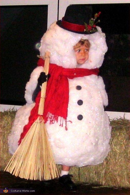 Frosty the snowman halloween costume contest at costume works frosty the snowman halloween costume contest at costume works homemade halloween costumeschristmas solutioingenieria Gallery