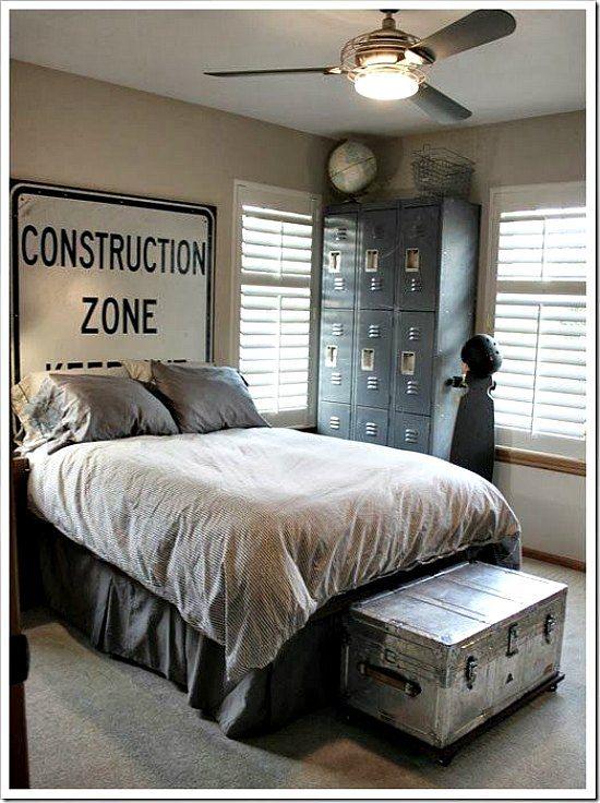 6 ambientes juveniles para chicos dormitorios - Dormitorios para chicos ...