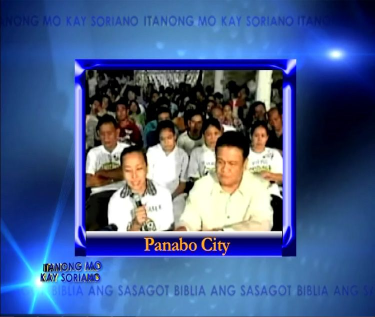 Debate ng iglesia at dating daan
