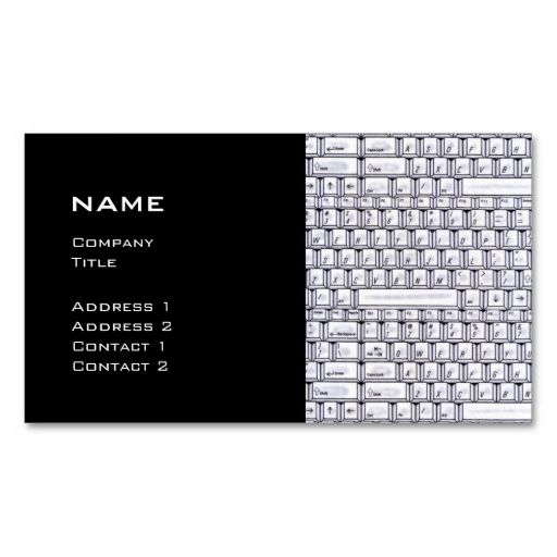 Computer Programmer Business Cards I Love This Design It Is Available For Customization Or Ready Printing Business Cards Business Cards Business Card Design