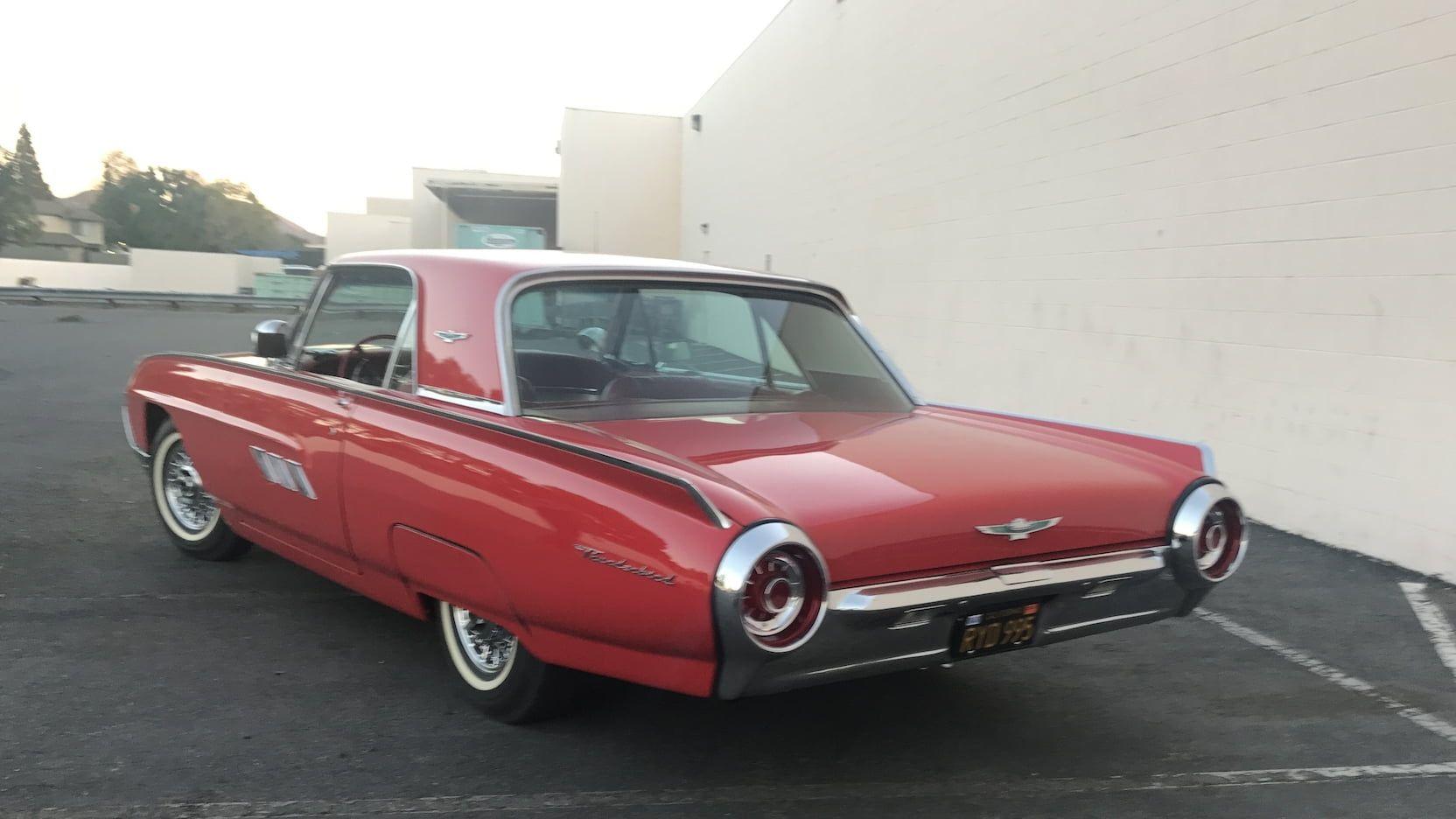 1963 Ford Thunderbird presented as Lot S67 at Pomona, CA   Fords I ...