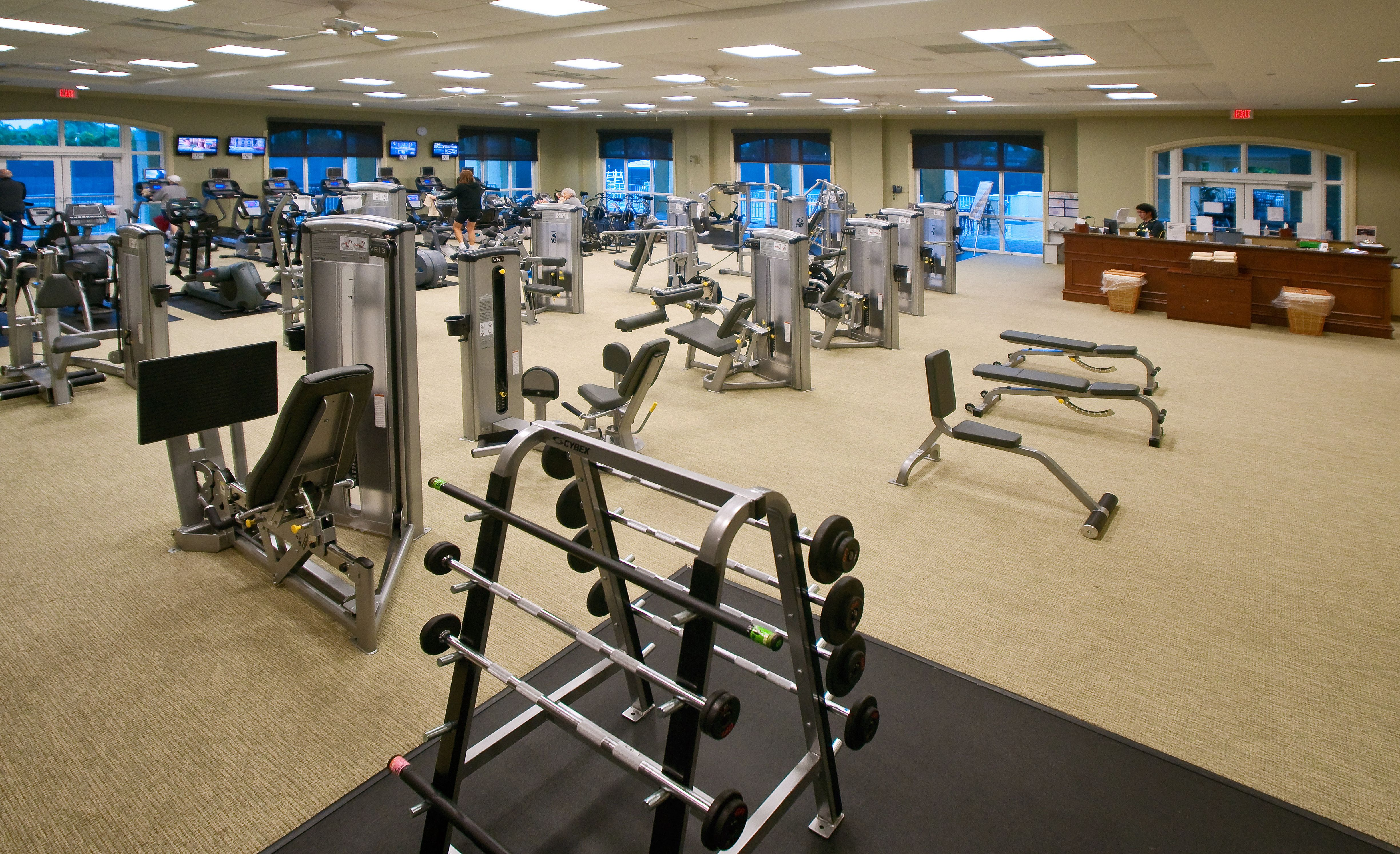 Fitness center fountains country club lake worth fl www