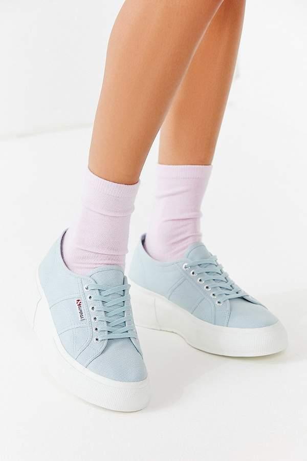 1a517579961 Superga 2790 Classic Platform Sneaker