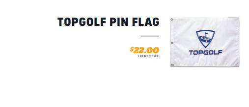 Topgolf Pin Flag The North Face Logo North Face Logo Retail Logos