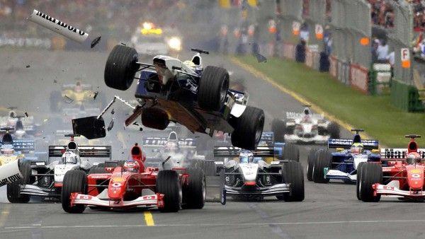 Free Download Sports Racing Formula F1 Accident Crash Hd Desktop Background Hq Sports Formula Cars High Resolution Wallpaper Racen Raceauto Auto S En Motoren