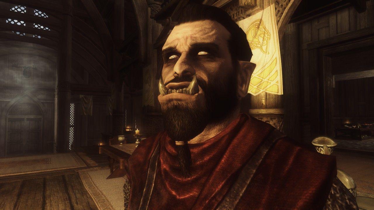 Skyrim Orc Child Mod Xbox One