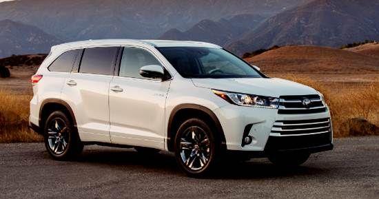 2017 Toyota Highlander Limited Platinum V6 2017 Toyota Highlander Toyota Highlander Hybrid Toyota Highlander