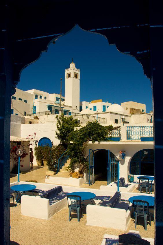 0b29f1e39cf822499ba6c00d92382f0c tounes en 2019 tunisia facts sidi bou said et morocco. Black Bedroom Furniture Sets. Home Design Ideas