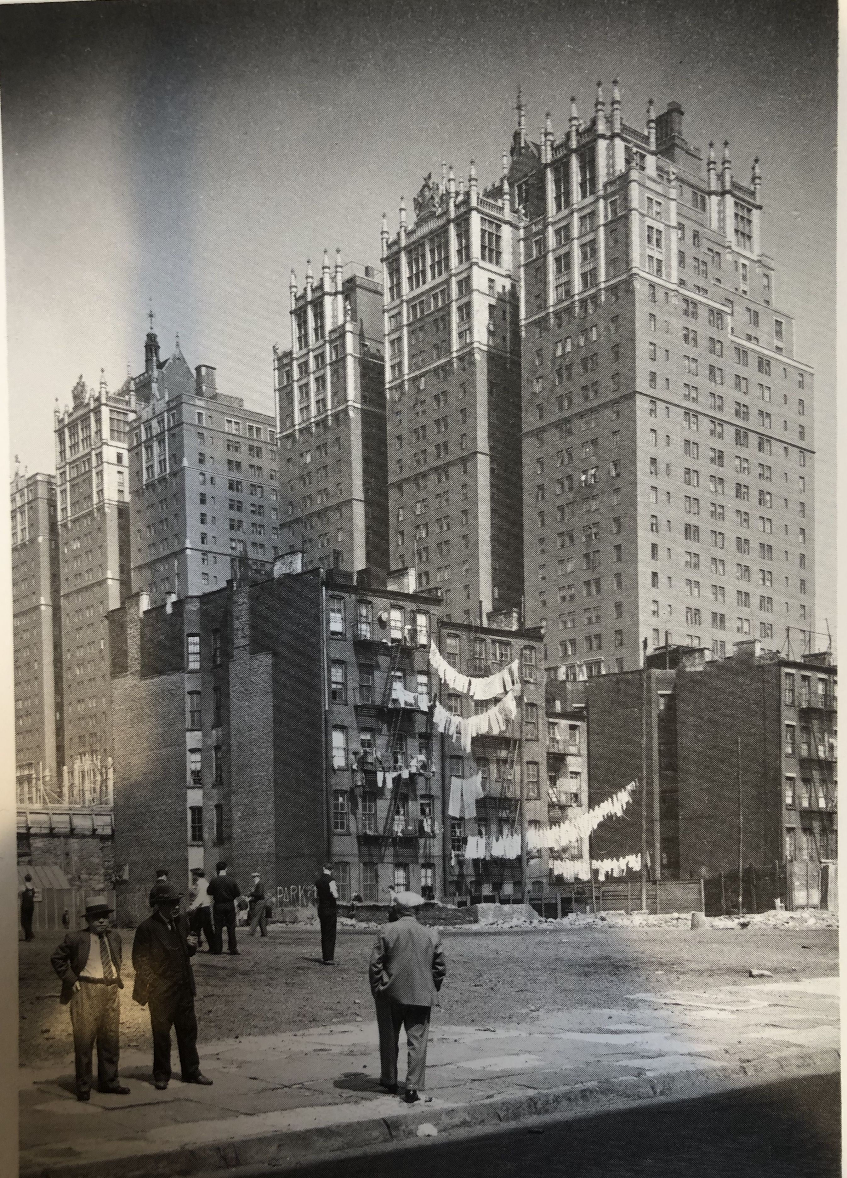New York Skyline 1920 experiment. | Alastair Crees |Museum New York Skyline 1920