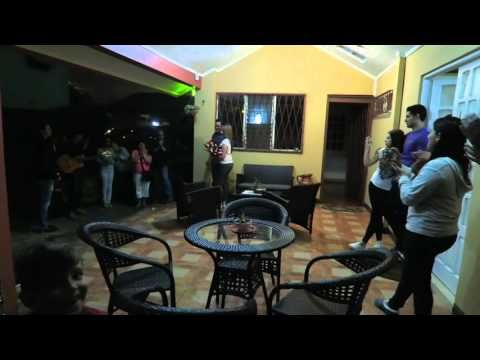 TRADITIONAL COSTA RICAN SERENADE | Weekly Vlog, February 23-25 - YouTube