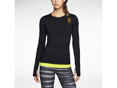Nike Pro Hyperwarm Fitted Crew 3.0 Women's Shirt