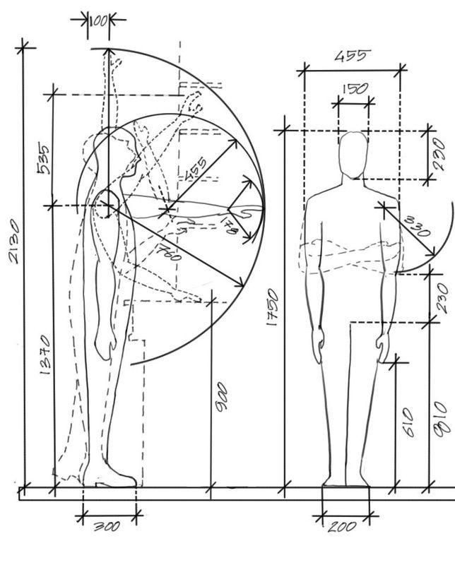 Park Design Tìm Với Google: Anthropometric Interior Design