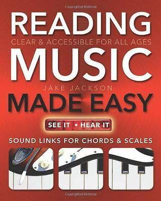 #Reading music made #easy: clear and accessible for all ages, #jackson, jake | pa,  View more on the LINK: http://www.zeppy.io/product/gb/2/361652360385/