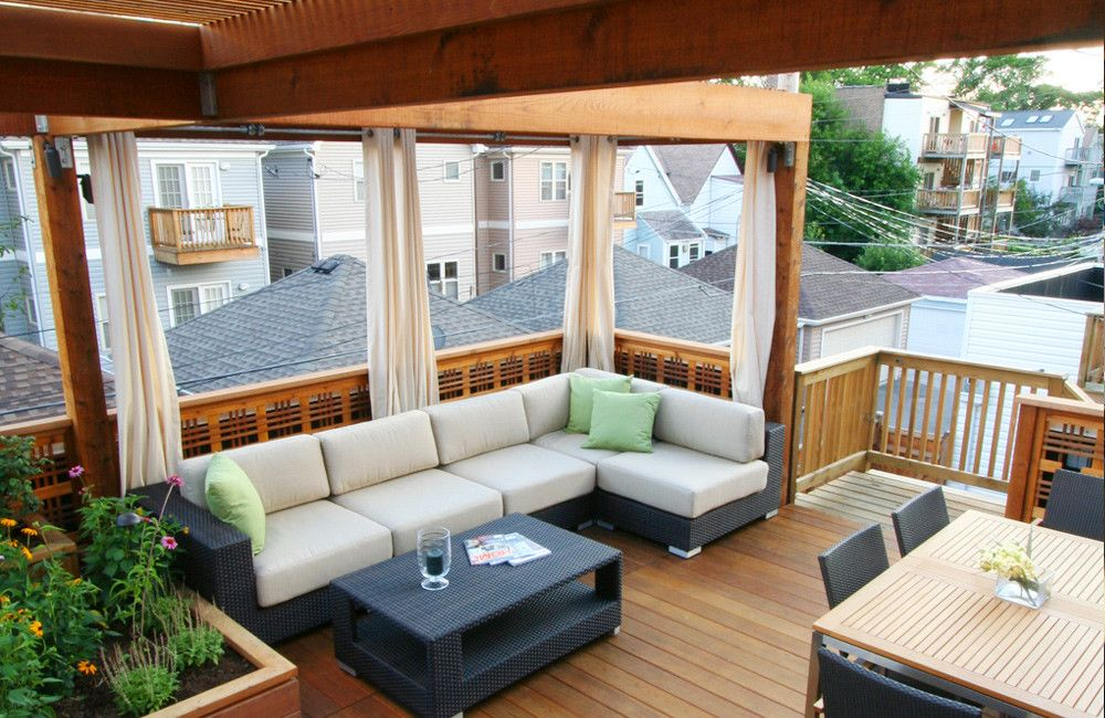 elevatedretreat2 with images roof garden roof terrace on porch swing ideas inspiration id=64273